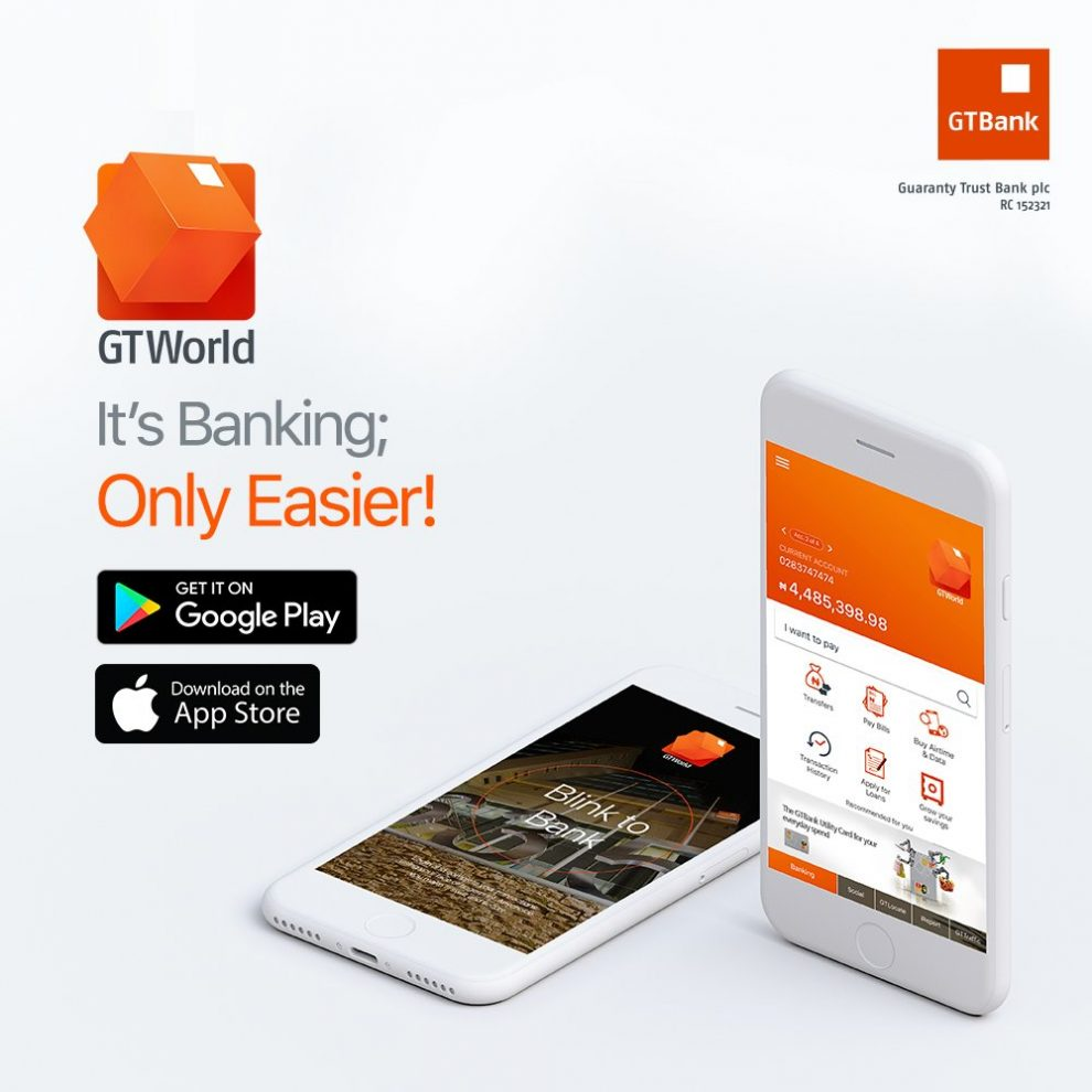 Gtbank Ghana Partners With Ria Money Transfer To Offer Direct Bank Account Service