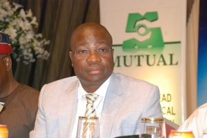 Founder and Group Managing Director of Mutual Benefits Assurance, Dr. Akin Ogunbiyi