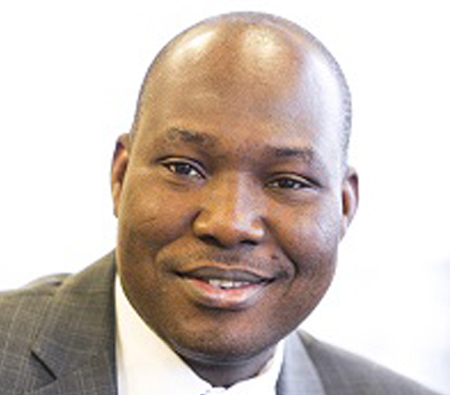 Musa Itopa Jimoh, Deputy Director, Banking & Payment System the Central Bank of Nigeria CBN