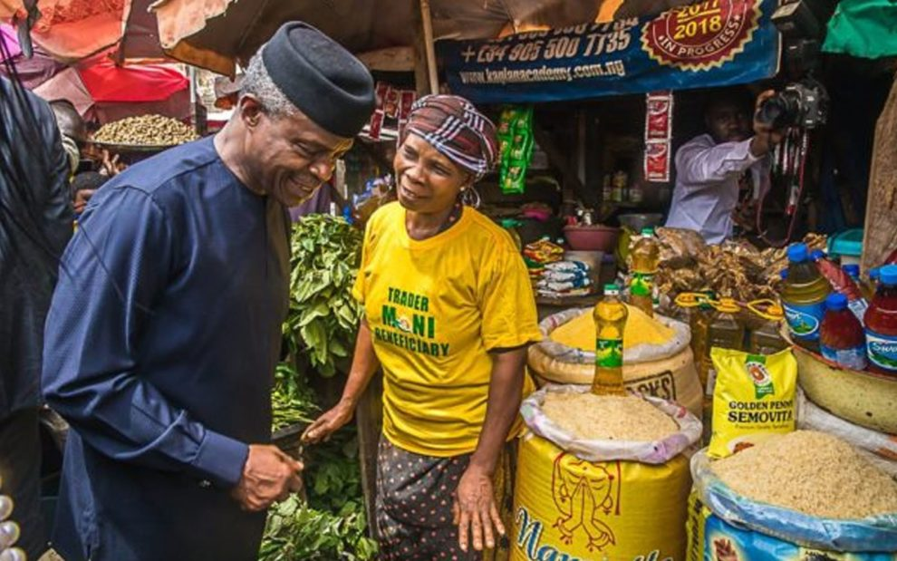 10m Nigerians To Benefit From FG's Intervention Scheme - Osinbajo
